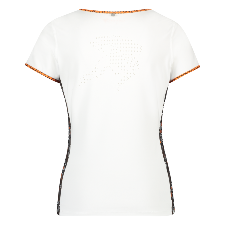 Farjika shirt white back